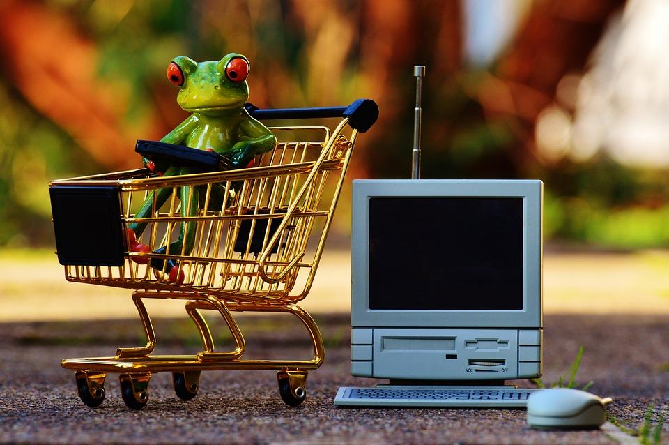 shopping online italia 2016