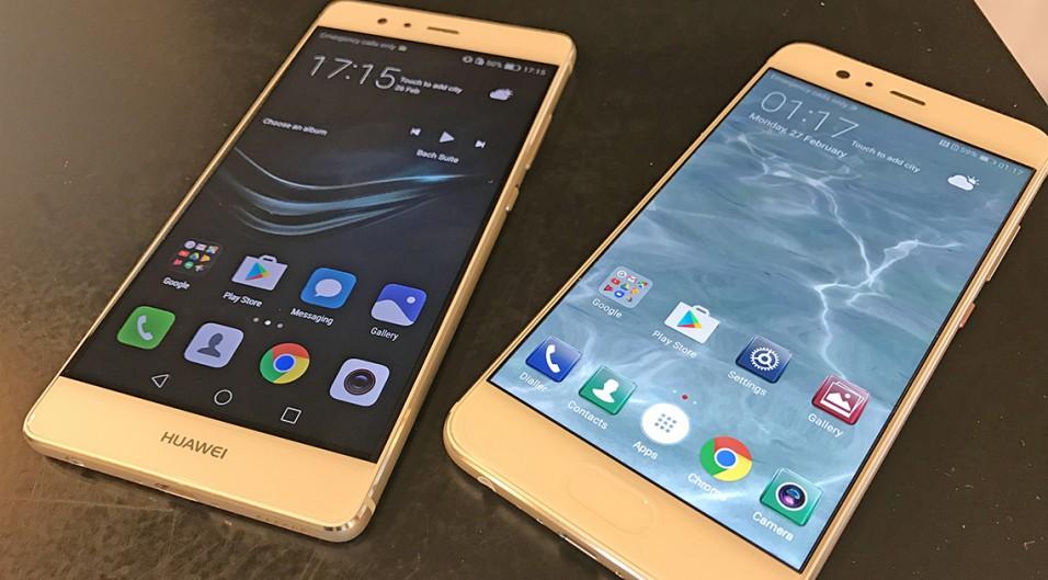 Huawei P10 o Huawei P9