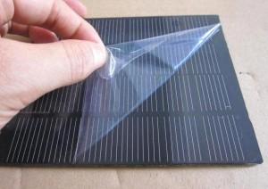 Pannello solare fai da te