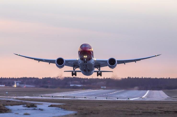 voli low cost Norwegian