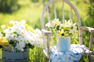 Come arredare il giardino
