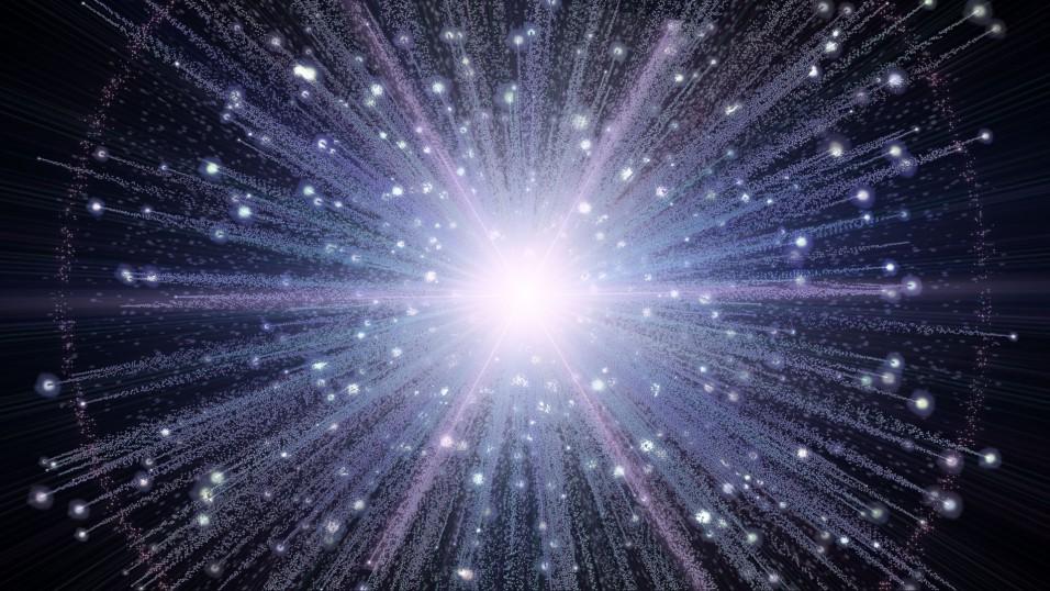 nascita dell'universo