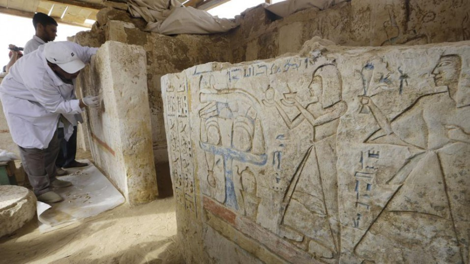 mummie e Marco Aurelio